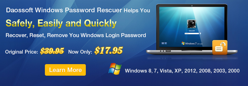 Windows Password Rescuer