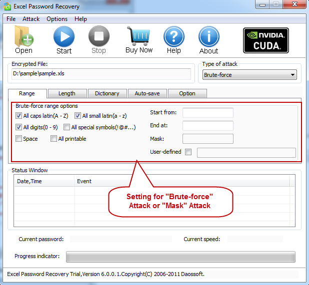 How to Recover the Excel Password by Yourself Easily   Daossoft