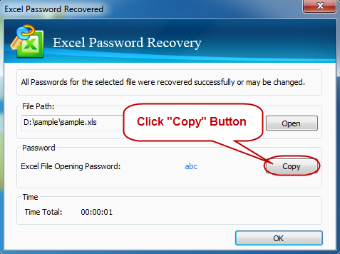 crack excel 2016 password online