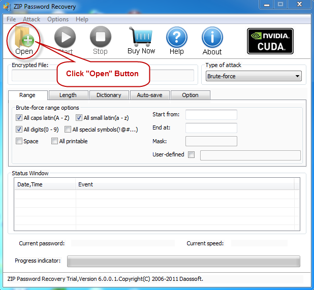 How to Recover ZIP Password when Forgetting It | Daossoft