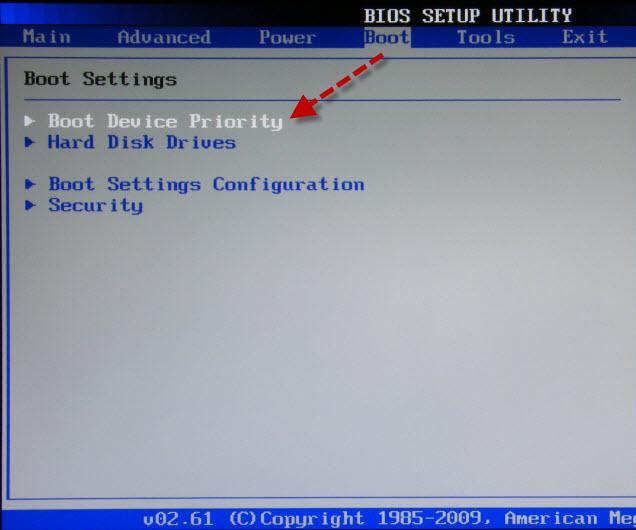 ASUS Laptop Password Reset in Windows 7