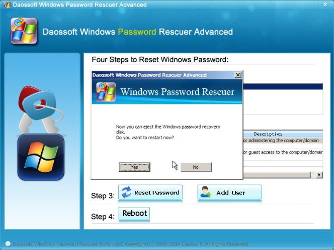 Recover Password For Windows Server 2008 R2