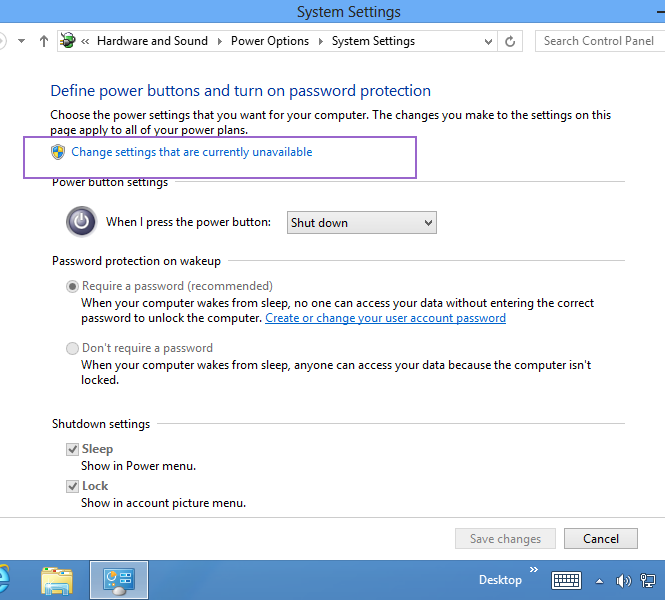 How to Create a Wake-up Password in Windows Vista, 7, 8 ...