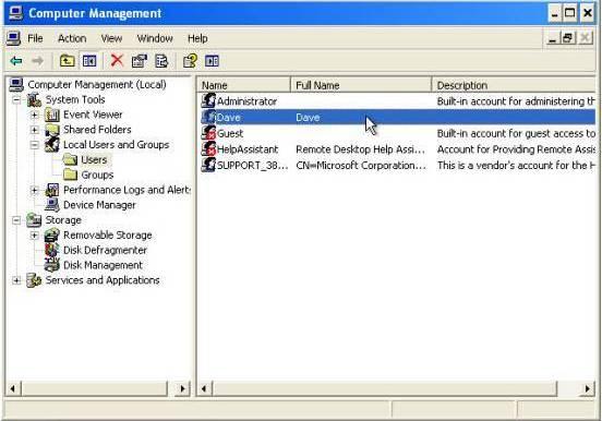 bypass administrator password windows xp