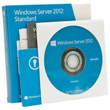 Windows 2012 installation disc