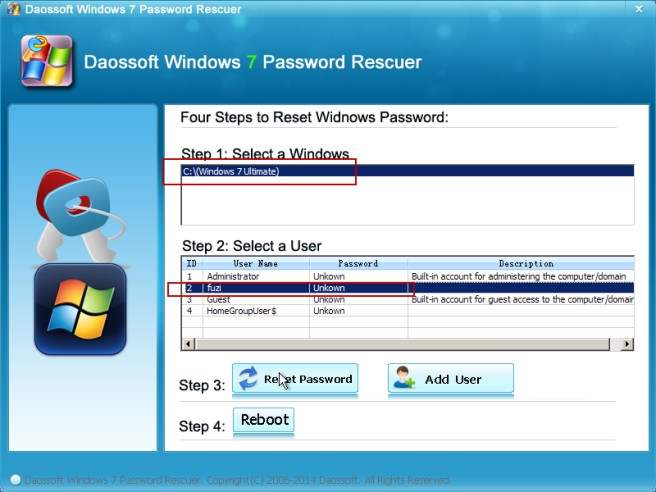 7 Common Methods to Reset Windows 7 Password on Both Laptop and