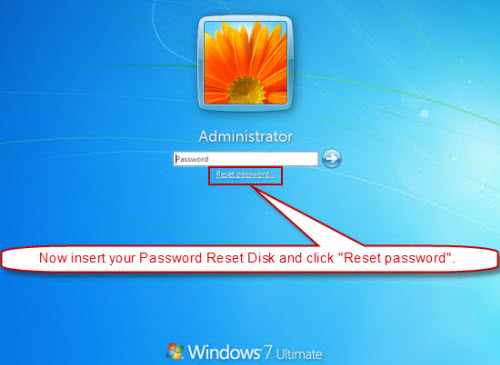 How to recover a windows 7 password