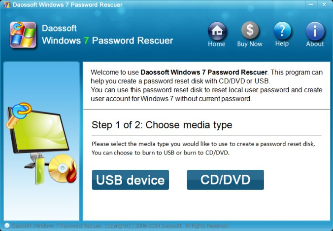 usb dvd or cd is ok