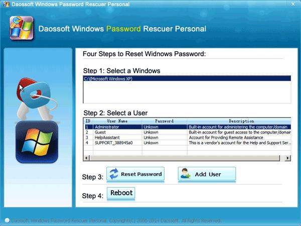 How to Unlock Windows Laptop or Ultralbook   Daossoft