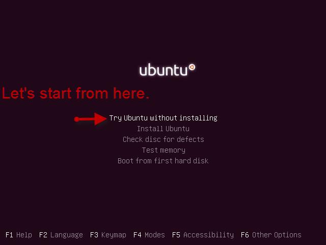 remove windows xp password with ubuntu