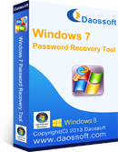 Windows 7 Password Recovery Tool