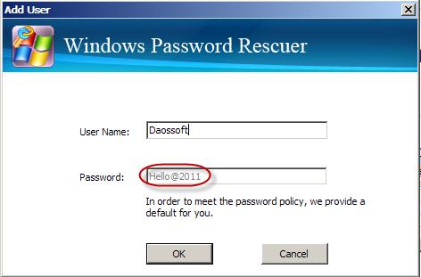 daossoft windows 7 password rescuer full version