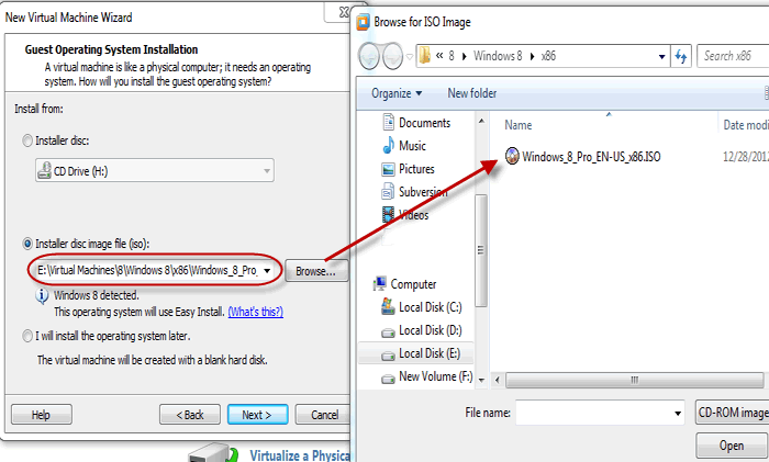 how to find long file path names windows 8