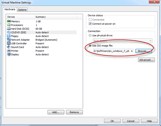 How to Create Virtual Machines in VMware Workstation | Daossoft