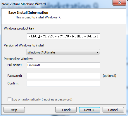 how to install windows 7 without product key