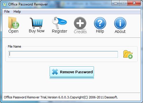 100% remove Microsoft Office password